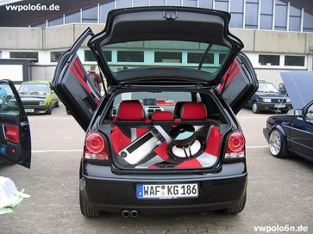 car audio systems volkswagen polo iii 6n blog auto na gaz cng. Black Bedroom Furniture Sets. Home Design Ideas